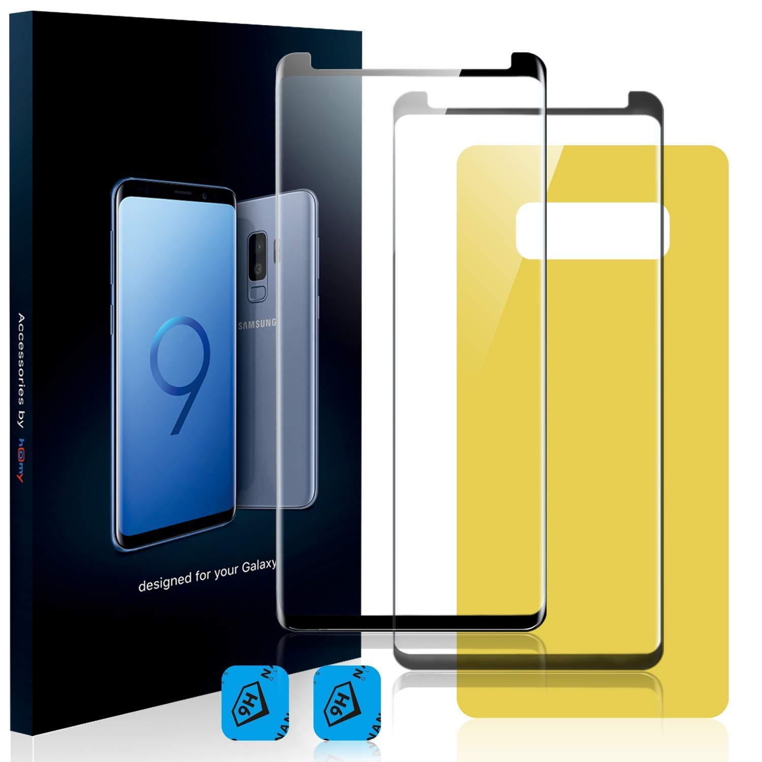 protection kit galaxy note 9
