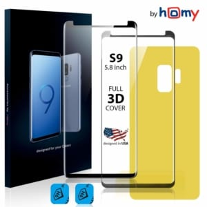 samsung s9 tempered glass