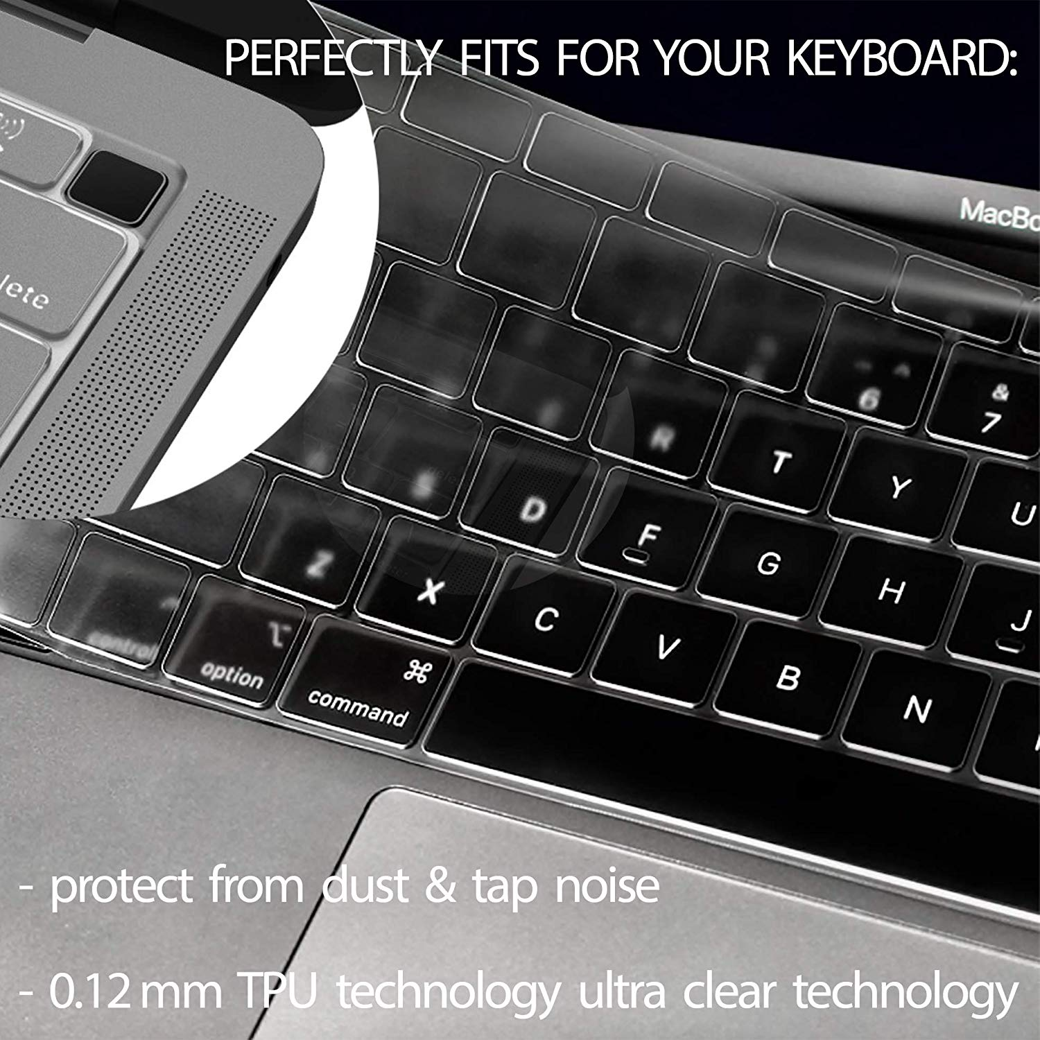 keyboard protector macbook air