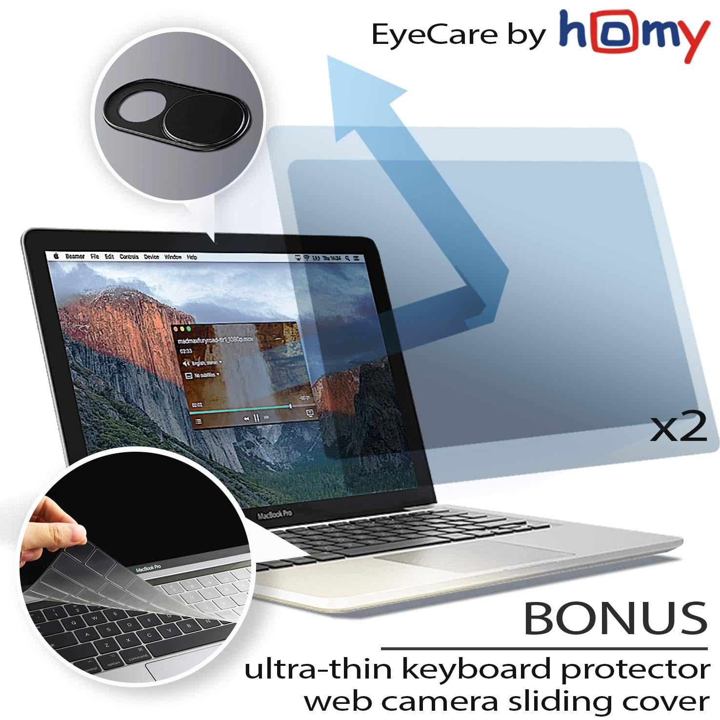 anti blue protection accessories macbook