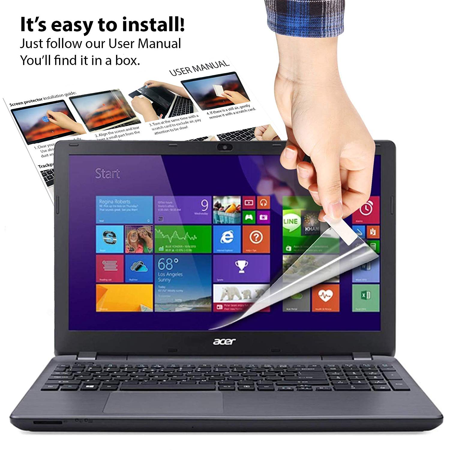 glare screen protection laptop