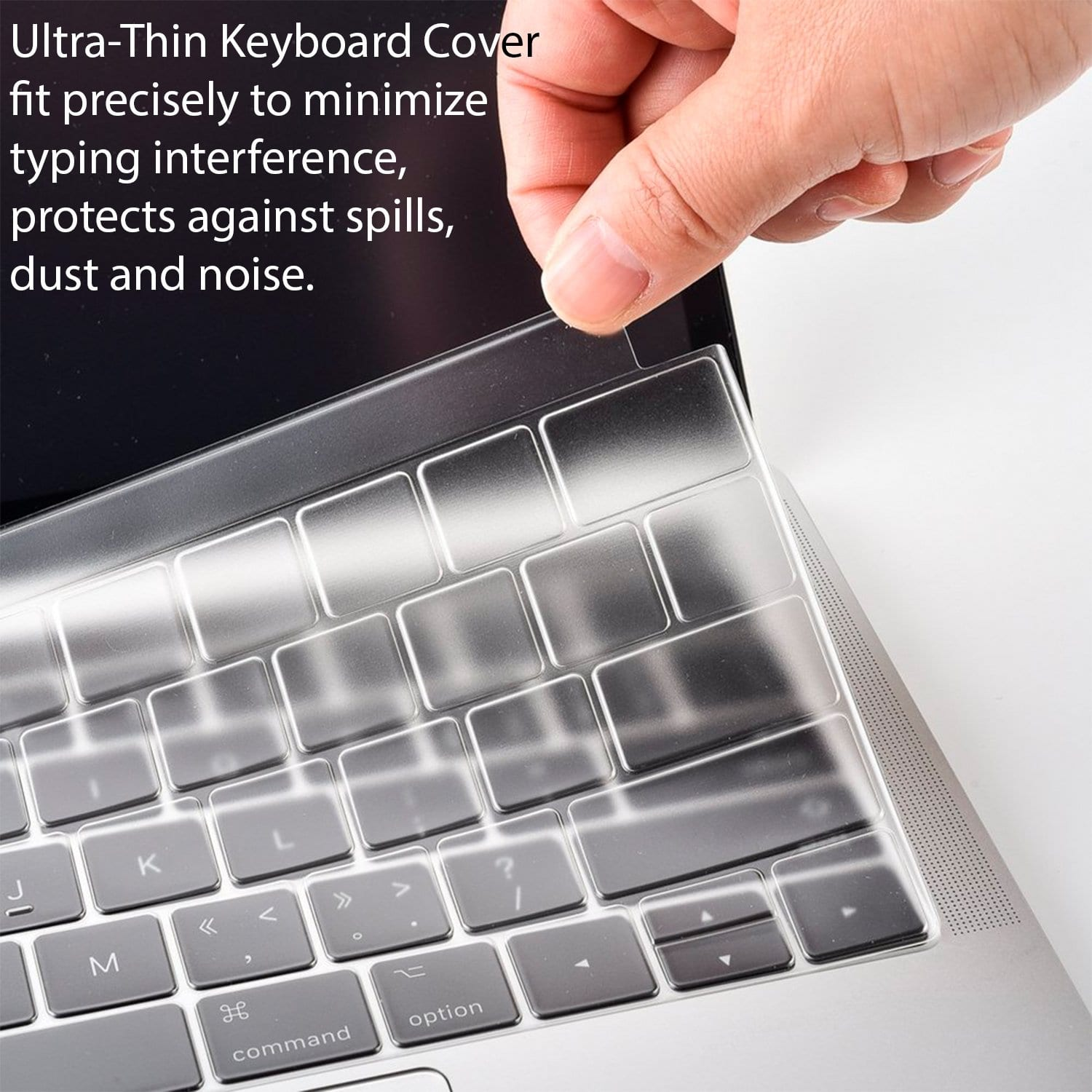 keyboard touch bar protection