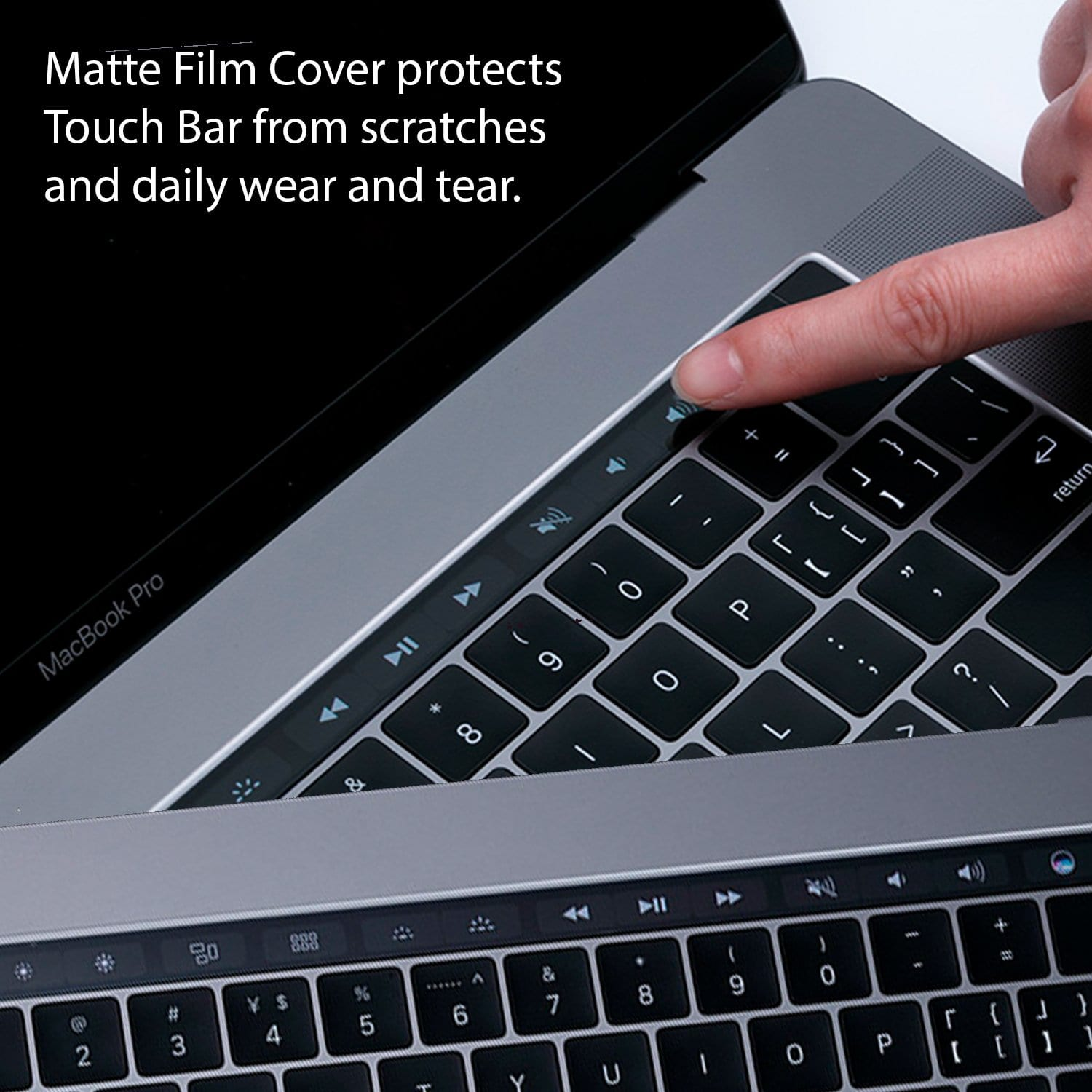 touch bar keyboard protection