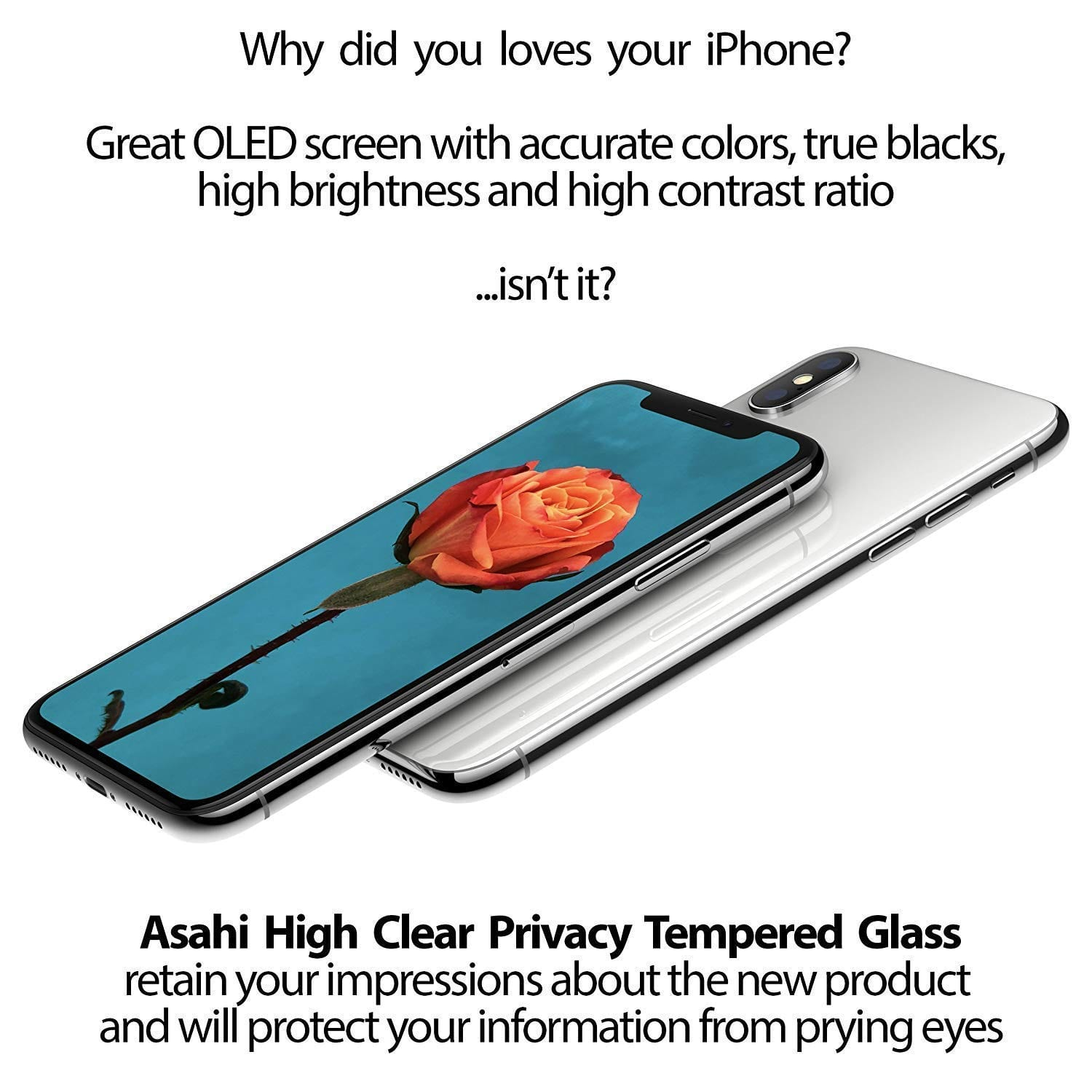 iphone x xs privacy full protection