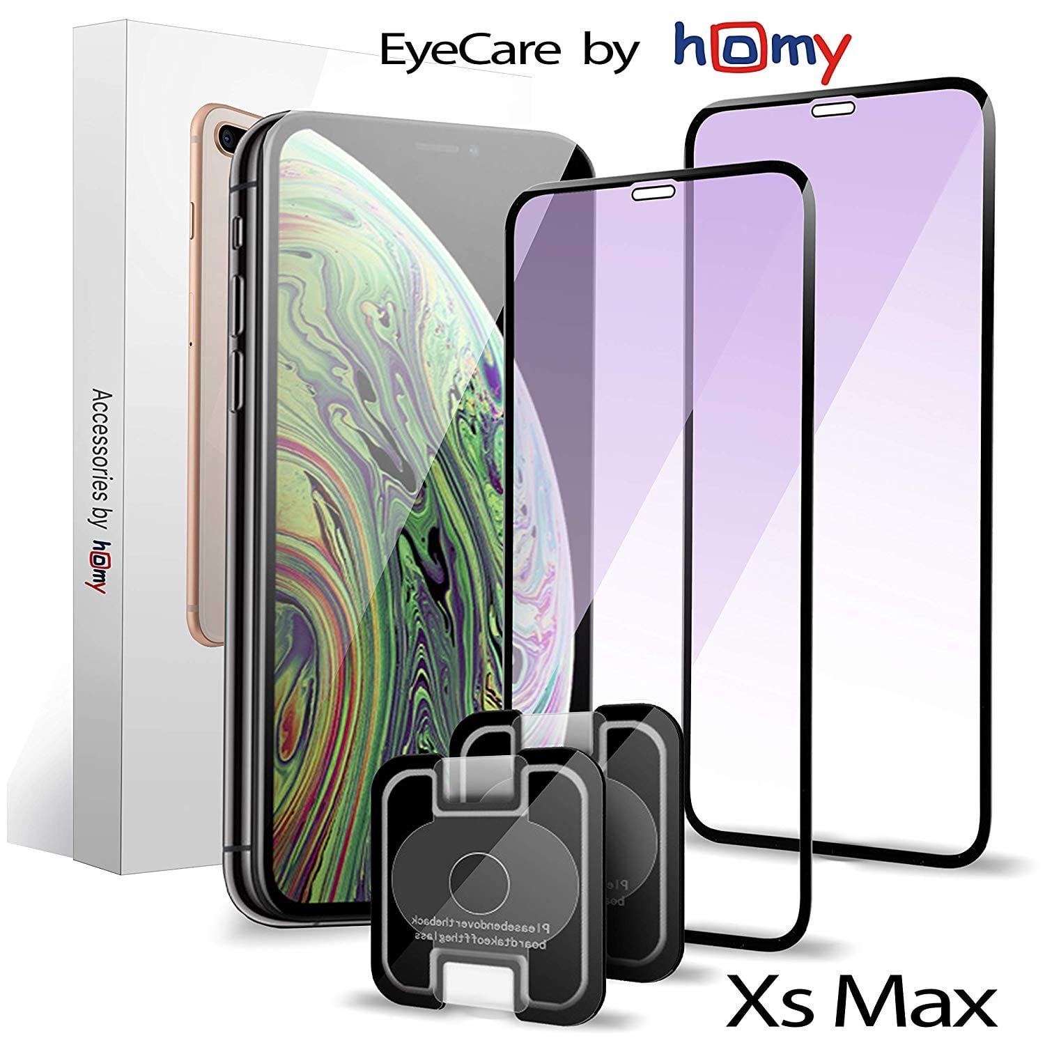 xs max screen protector