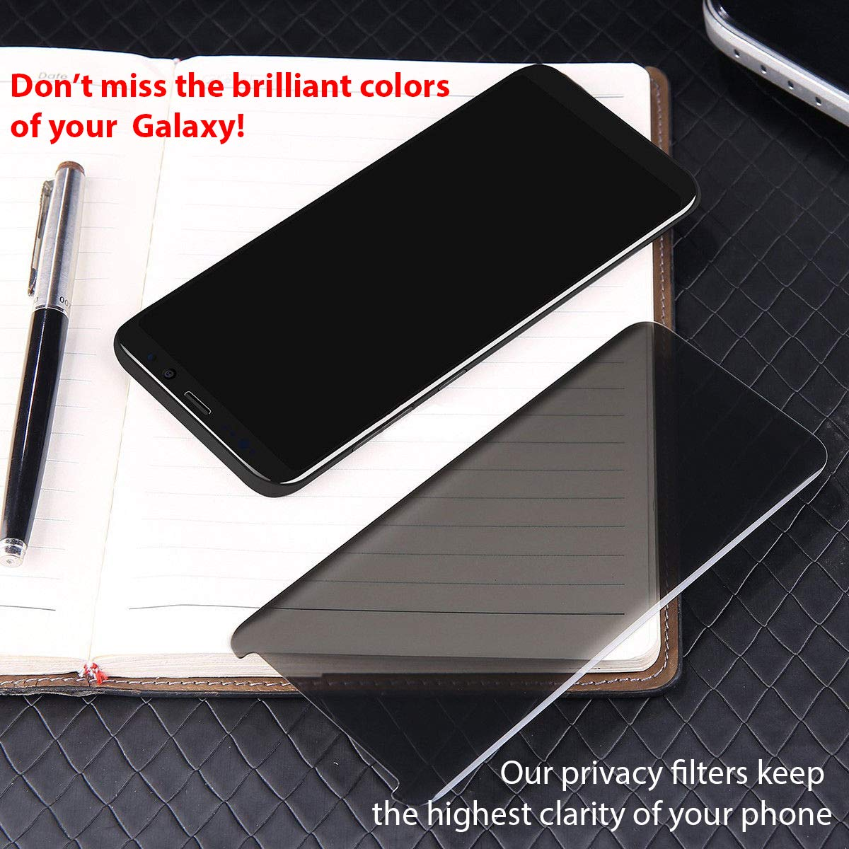 samsung note 8 privacy protection