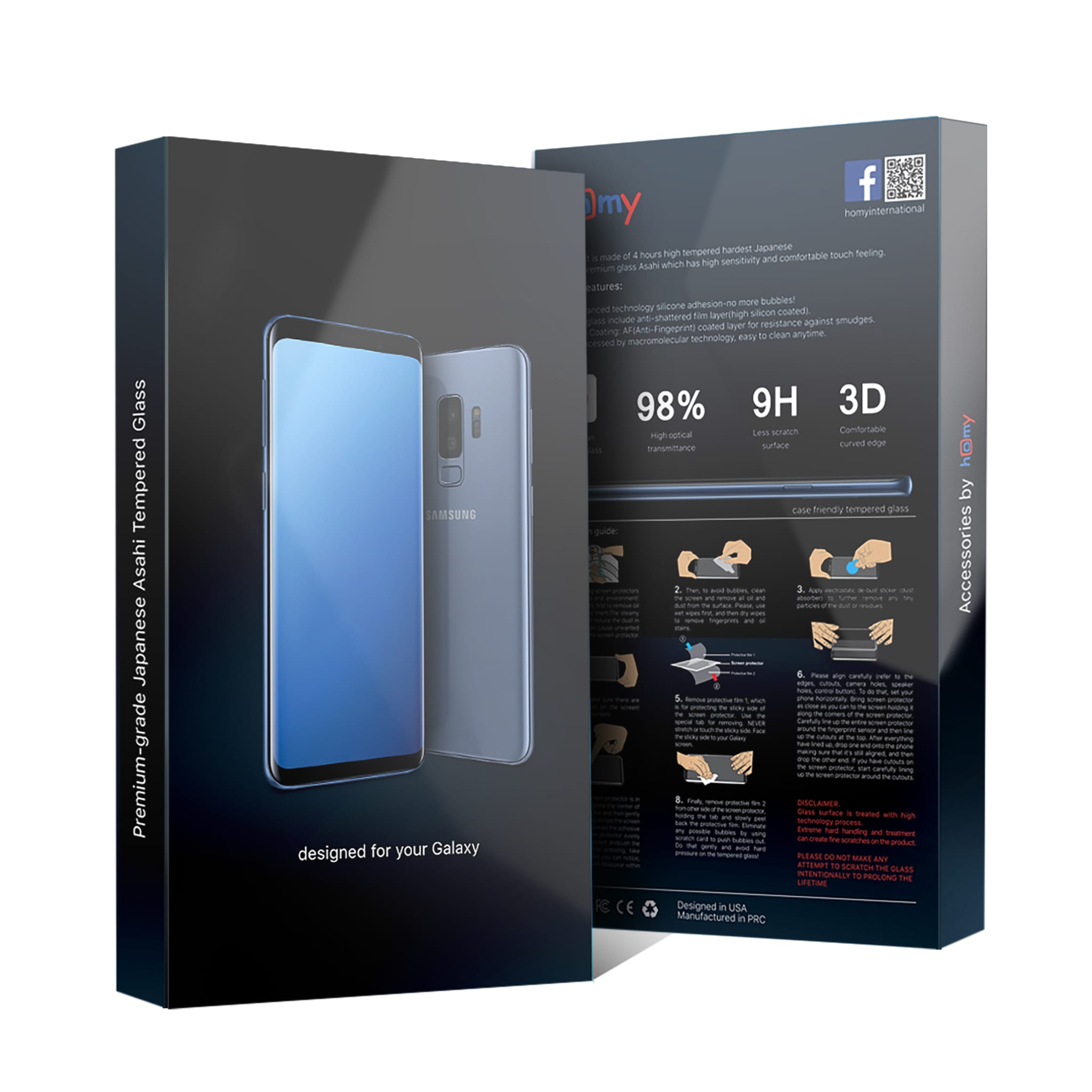 privacy kit galaxy note 9