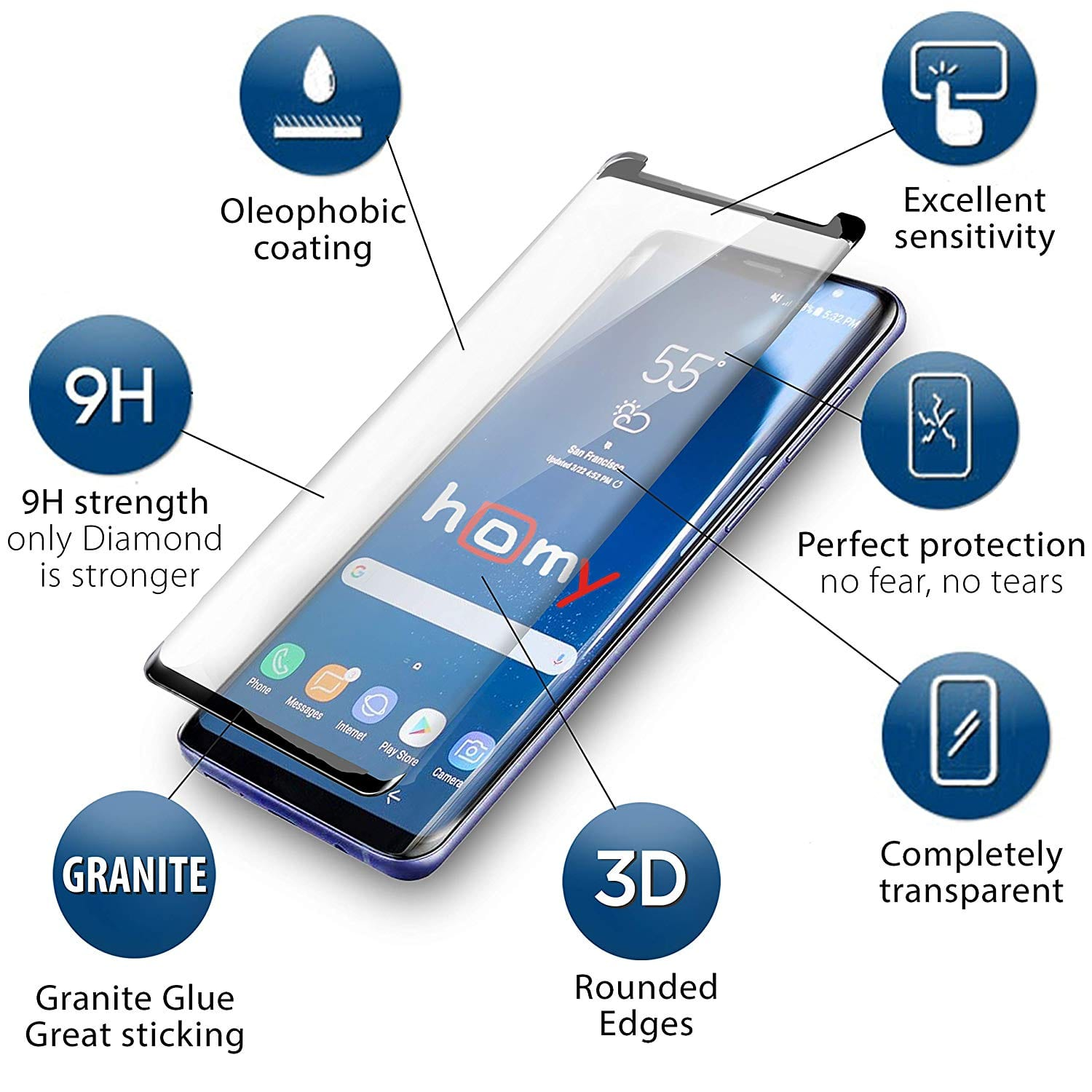 screen protection s9+